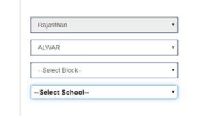 RAJRMSA Shala Darpan | Government of Rajasthan Education Portal - Login and Registration