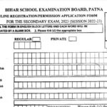BSEB 9th Admission Form 2023