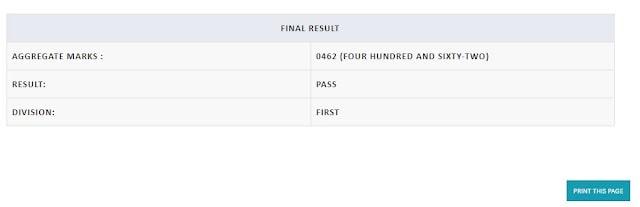 online BSEB result verification